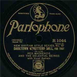 Red MacKenzie And The Celestial Beings / The Harlem Footwarmers - Darktown Strutters Ball / Big House Blues Album Mp3