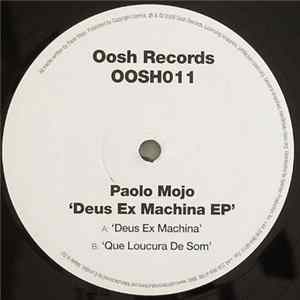Paolo Mojo - Deus Ex Machina EP Album Mp3