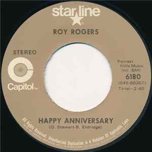 Roy Rogers - Happy Anniversary / Lovenworth Album Mp3