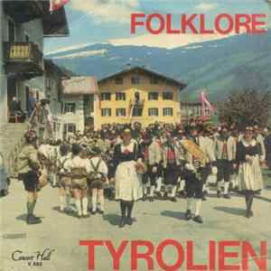 Unknown Artist - Folklore Tyrolien Album Mp3