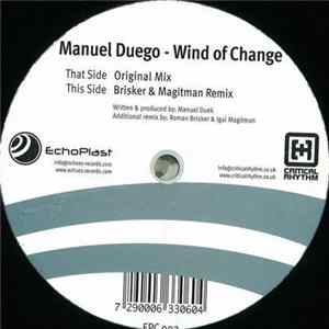 Manuel Duego - Wind Of Change Album Mp3