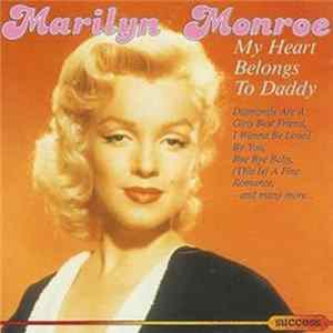 Marilyn Monroe - My Heart Belongs To Daddy Album Mp3