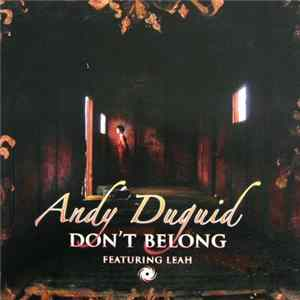 Andy Duguid Featuring Leah - Don't Belong Album Mp3