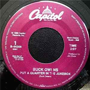 Buck Owens - Put A Quarter In The Jukebox / Don't Let Her Know Album Mp3