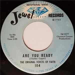 The Original Voices Of Faith - Are You Ready / Chilly Banks Of Jordan Album Mp3