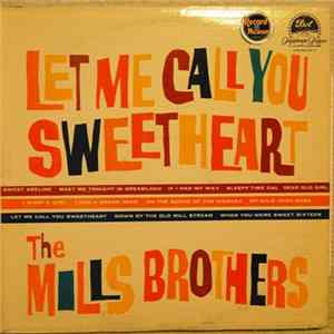 The Mills Brothers - Let Me Call You Sweetheart Album Mp3