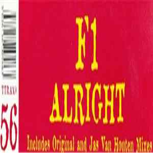 F1 - Alright Album Mp3