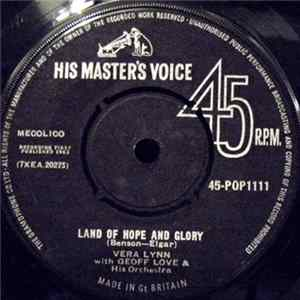 Vera Lynn With Geoff Love & His Orchestra - Land Of Hope And Glory Album Mp3