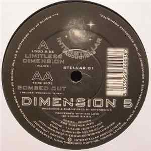 Dimension 5 - Limitless Dimension / Bombed Out Album Mp3